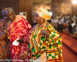 Celebrities for Mental Health QualityRights Ghana