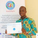 QualityRights in Mental Health Ghana e-training